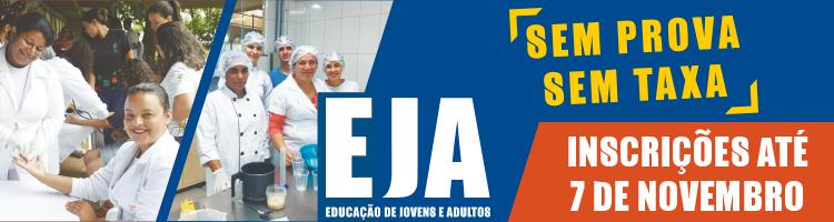 Banner seleção EJA 2019/1
