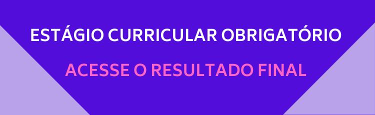 Banner Estágio Curricular