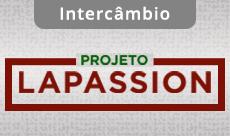 Banner sobre seleção para intercâmbio do projeto La Passion