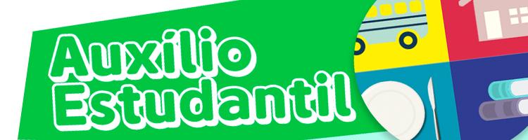 Banner Auxílio Estudantil