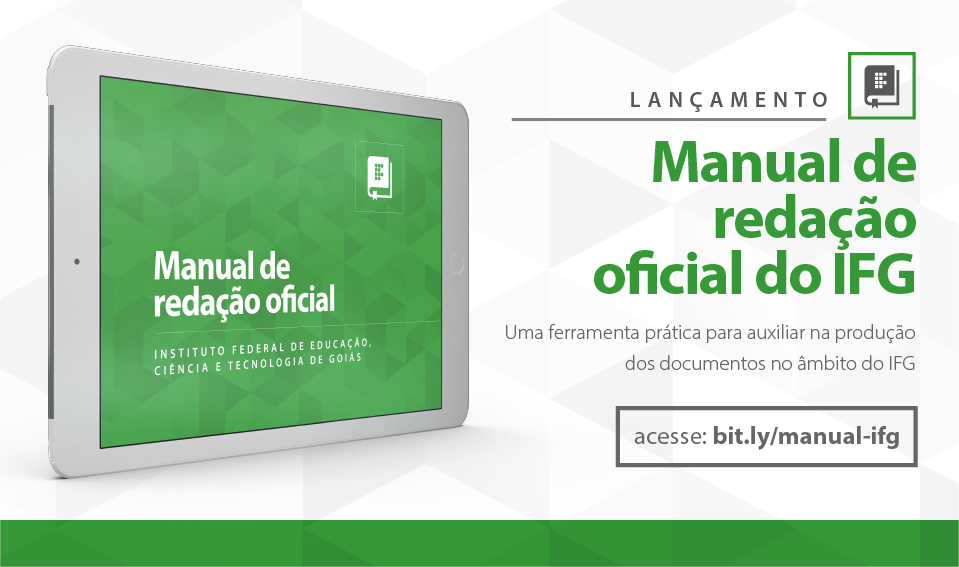 Manual de Redação do IFG