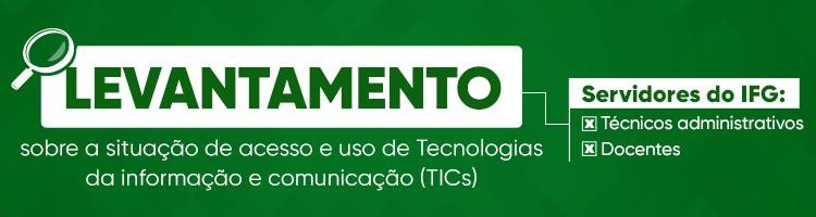 Questionário levantamento para servidores TICs