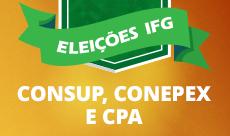 Destaque 1 - Eleição Conselhos e CPA