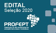 Destaque 1 - Edital profEPT 2020