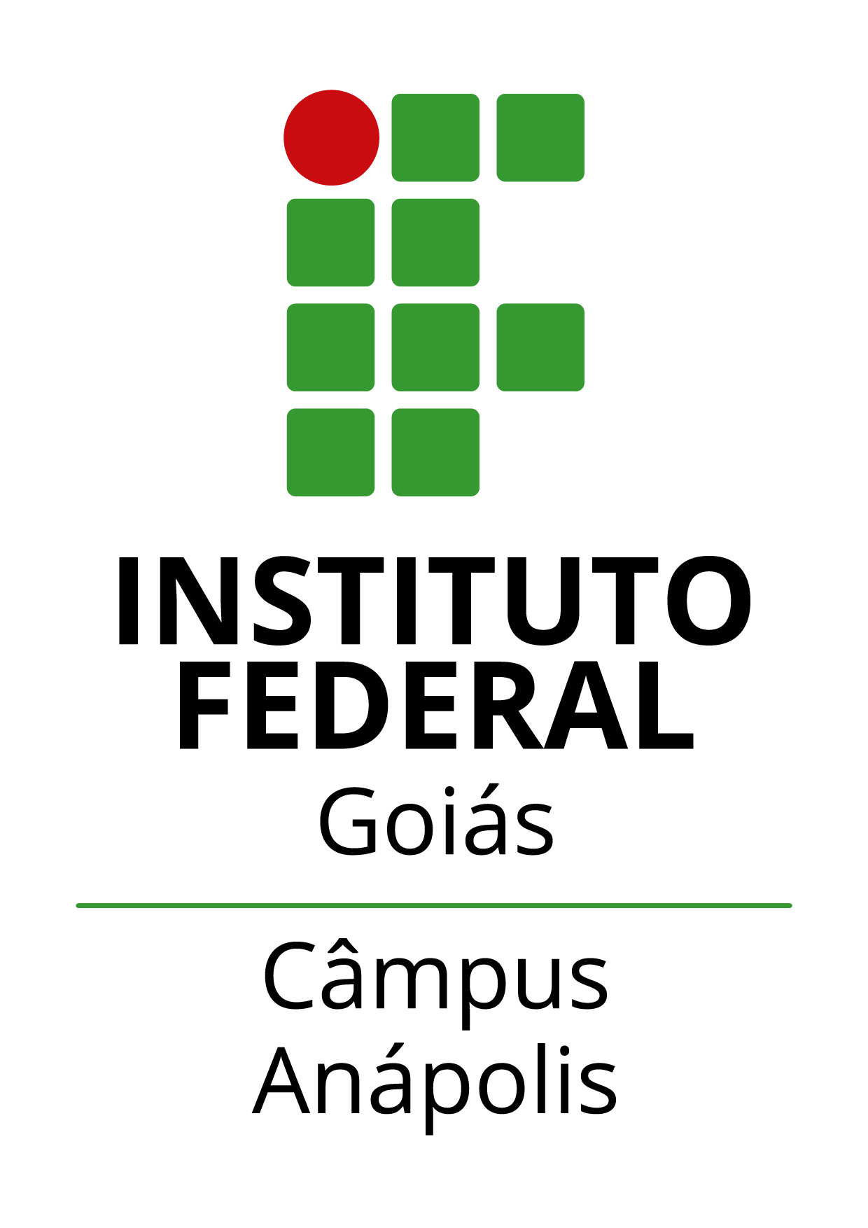 Logo do IFG - Câmpus Anápolis