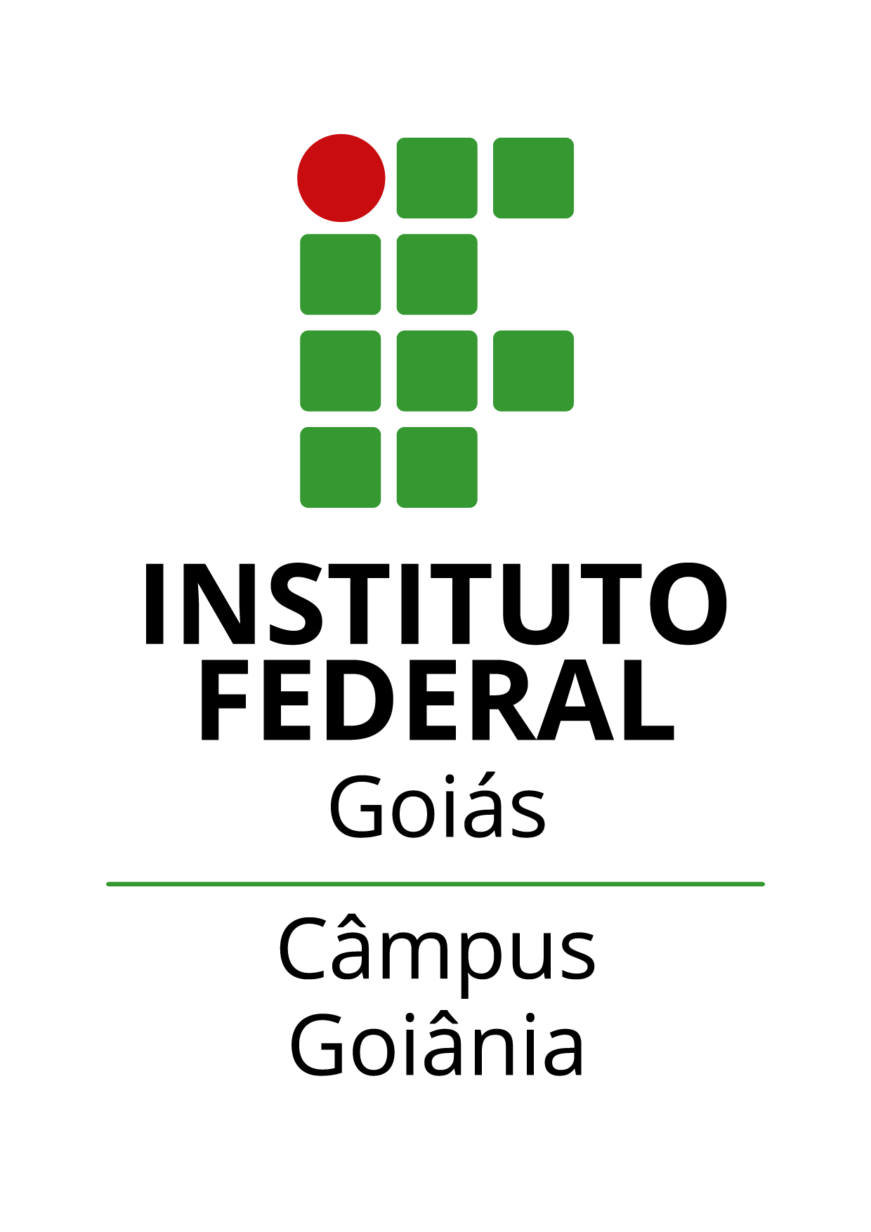 Logo do IFG - Câmpus Goiânia