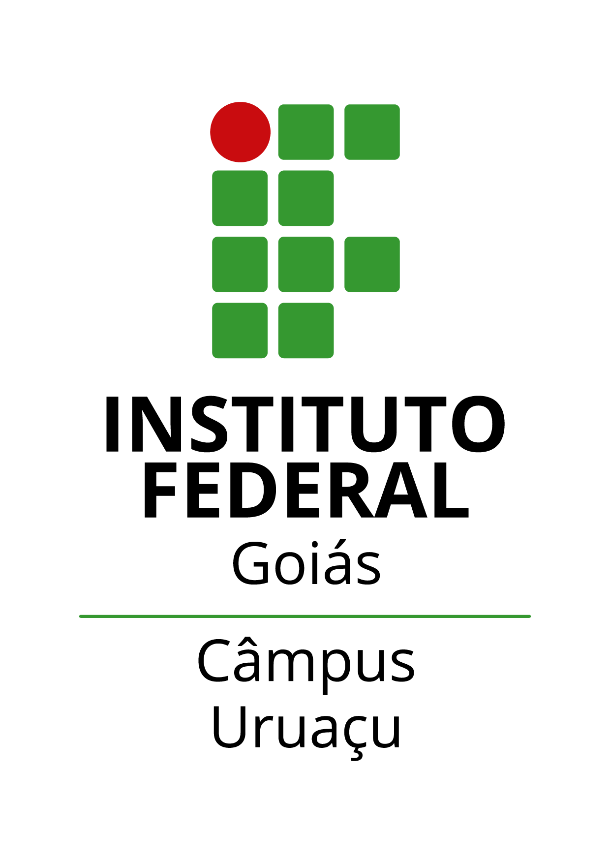 Logo do IFG - Câmpus Uruaçu